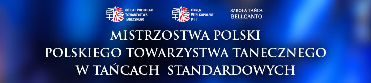 Mistrzostwa Polski Polskiego Towarzystwa Tanecznego w Tańcach Standardowych